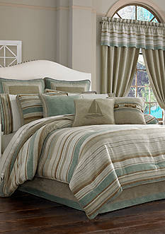 J Queen New York Newport King Comforter Set