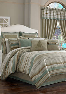 J Queen New York Newport California King Comforter Set