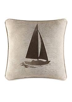 J Queen New York Newport 20in Square Pillow