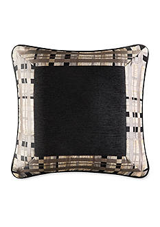 J Queen New York Structure 20in Square Pillow