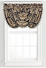 Bradshaw Waterfall Valance 33-in. x 49-in.