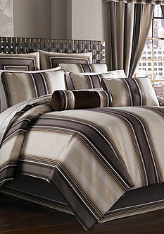 J Queen New York Bennington California King Comforter Set
