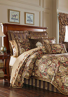 J Queen New York Coventry Queen Comforter Set