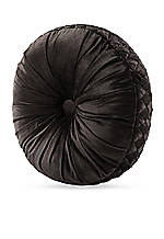 Coventry Tufted Round Pillow 15-in. Round