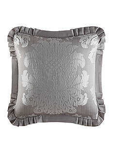 J Queen New York Chandelier Square Pillow