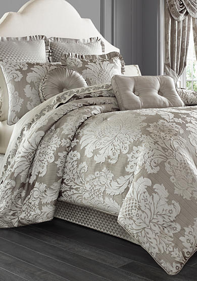 J Queen New York Chandelier Comforter Set Belk