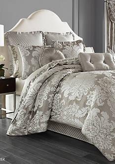 J Queen New York Chandelier Comforter Set