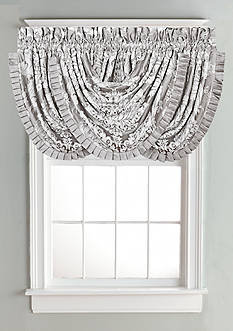 J Queen New York Chandelier Waterfall Valance