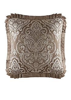 J by J Queen New York Stafford Square Pillow