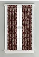 J Queen New York Dynasty Window Panel Pair