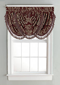 J Queen New York Dynasty Waterfall Valance