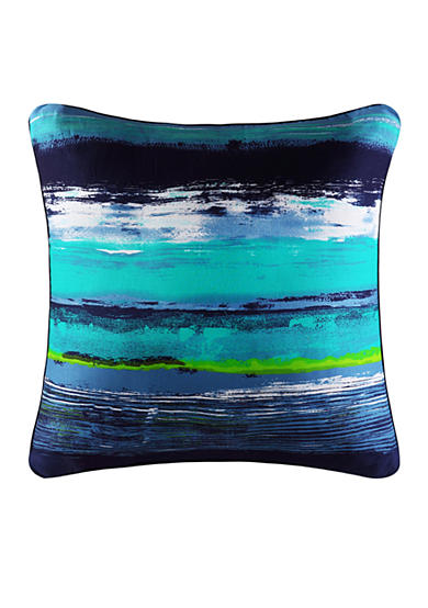Queen Street Decorative Pillows : J by J Queen New York Cordoba Square Decorative Pillow Belk