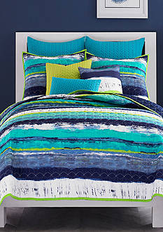 J by J Queen New York Cordoba Coverlet