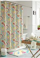 J Queen New York Persnickety Shower Curtain