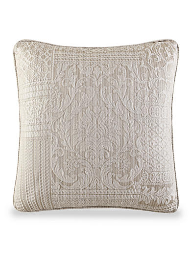 Queen Street Decorative Pillows : J Queen New York Wilmington Square Decorative Pillow Belk