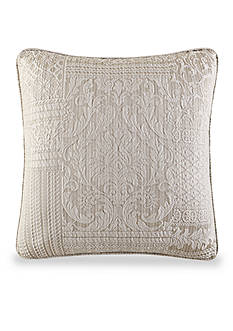 J Queen New York Wilmington Square Decorative Pillow