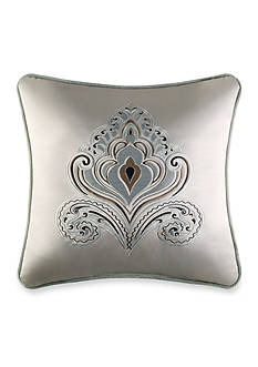 J Queen New York Romance Square Pillow