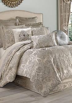 J Queen New York Romance Comforter Set