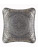 J Queen New York Bridgeport Square Pillow