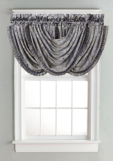 J Queen New York Bridgeport Waterfall Valance