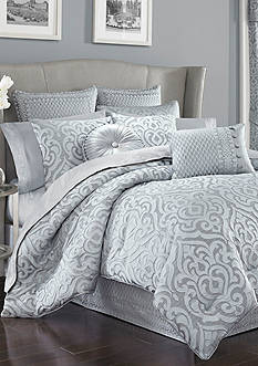 J Queen New York Harrison West Coast King Comforter Set