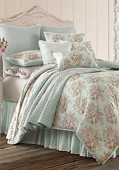 J Queen New York Haley West Coast King Comforter Set