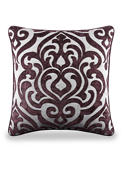 Queen Street Decorative Pillows : J Queen New York Sicily Square Decorative Pillow Belk