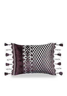 J Queen New York Sicily Boudoir Decorative Pillow