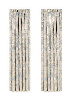 J Queen New York Rialto Drapery Panel Pair