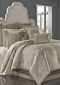 J Queen New York Corinna Queen Comforter Set