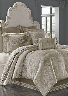 J Queen New York Corinna California King Comforter Set