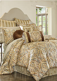 J Queen New York Serenity King Comforter Set