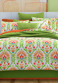 J by J Queen New York Panama Comforter Set