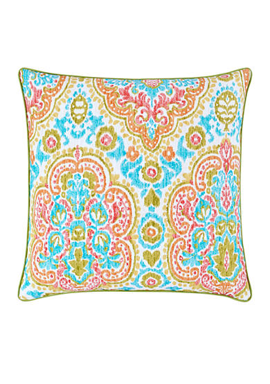 Queen Street Decorative Pillows : J by J Queen New York Jakarta 20-in. Decorative Pillow Belk