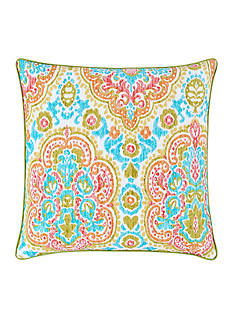 J by J Queen New York Jakarta 20-in. Decorative Pillow