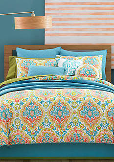 J by J Queen New York Jakarta Comforter Set