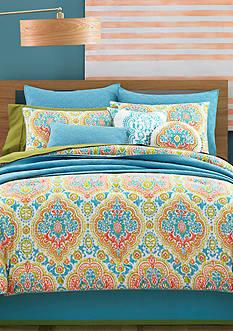 J by J Queen New York Jakarta Queen Comforter Set