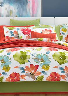 J by J Queen New York Maya West Coast King Comforter Set