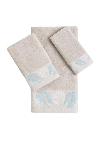 J Queen New York St. Croix Bath Towel Collection