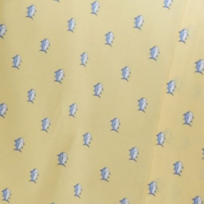 Bed & Bath: Up To 399tc Sale: Yellow Southern Tide Skipjack Full Sheet Set 85-in. x 96-in.