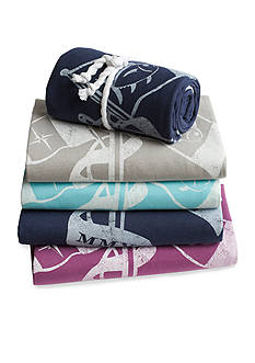 Southern Tide Ocean Crest Sweatshirt Throw