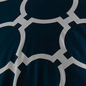 For The Home: Jill Rosenwald Apartment Living: Navy Jill Rosenwald Hampton Links King Comforter Set