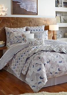 Shell Rummel Magnolia King Mini Comforter Set