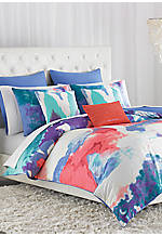 Painterly Twin Comforter Set 63-in. x 86-in.