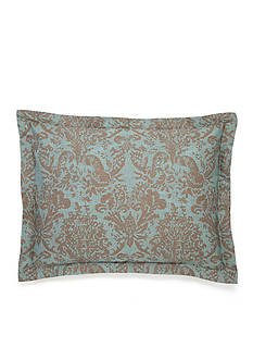BiniChic BINICHIC FOSCARI TOSSED LEAF DECORATIVE PILLOW