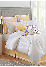 Groton Swirl Queen Bedding Collection 92-in. x 96-in.