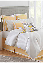 Groton Swirl Twin Bedding Collection 68-in. x 90-in.