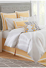 Groton Swirl Full Bedding Collection 86-in. x 90-in.