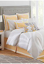 Groton Swirl California King Bedding Collection 110-in. x 96-in.