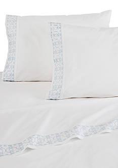 Dena Home™ Embroidered Sheet Set